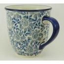 Bunzlauer Keramik Tasse MARS Maxi - bunt - 0,43 Liter, (K106-AS53), U N I K A T