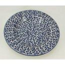 Bunzlauer Keramik Teller, Essteller,Suppenteller,tiefer Teller, ø24cm(T133-MAGD)