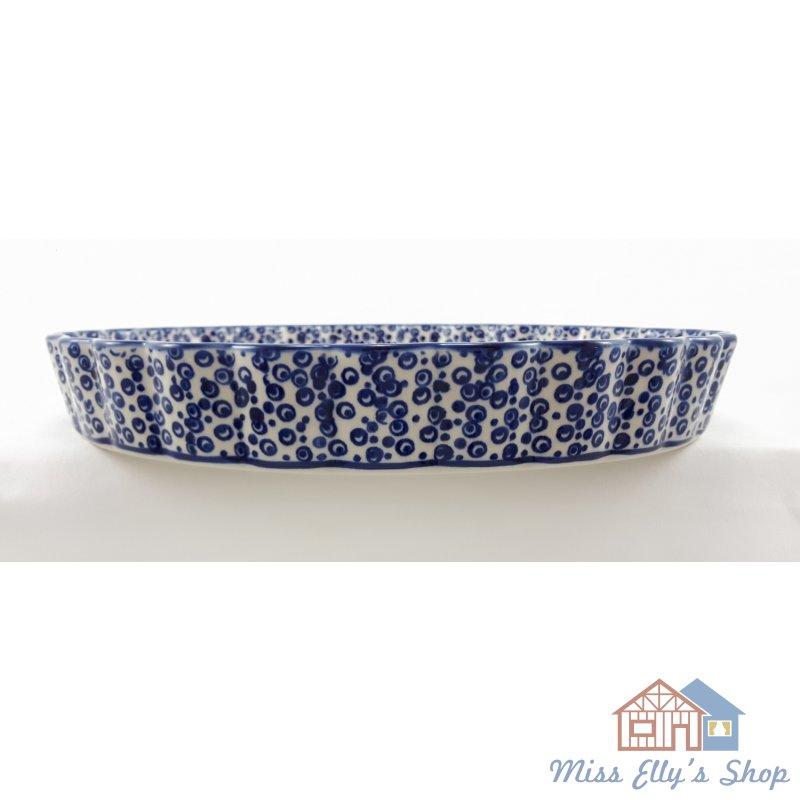 Bunzlauer Keramik Quicheform Auflaufform F094-MAGD Obstkuchen Tarteform