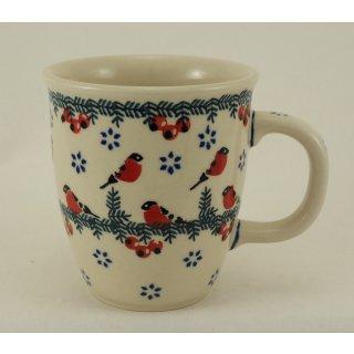 Bunzlauer Keramik Tasse MARS, Becher,  - 0,3 Liter, (K081-GILE)