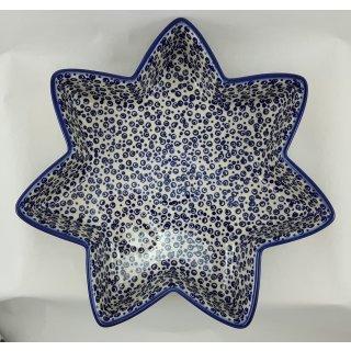 Bunzlauer Keramik Sternschale, (P053-MAGD)