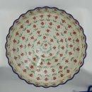 B-Ware Bunzlauer Keramik Quicheform, Obstkuchen,...