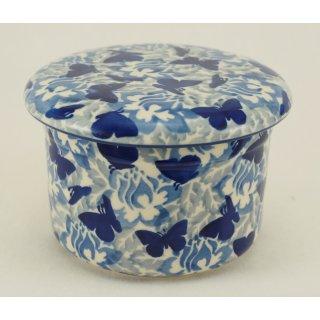 B-Ware Bunzlauer Keramik Butterdose, Hermetic mit Wasserkühlung (M136-AS56)