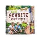 KOSMOS Buch Meine Schnitzwerkstatt & Opinel...