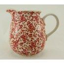 Bunzlauer Keramik Krug; Blumenvase; Milchkrug; 1,4Liter,...