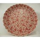Bunzlauer Keramik Quicheform, Obstkuchen, Auflaufform, Tarteform (F094-GZ32)