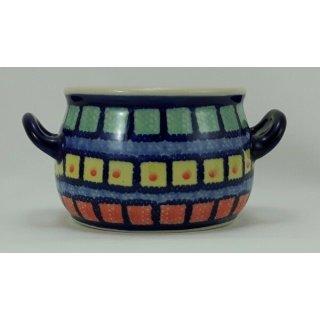 Bunzlauer Keramik Suppentasse 0,3Liter, (B006-10), Hitze- und Kältebeständig