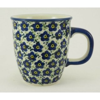 Bunzlauer Keramik Tasse MARS - Becher - 0,3 Liter (K081-MKOB) U N I K A T