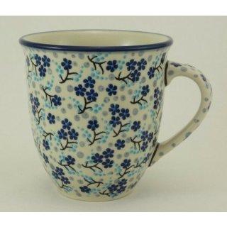 Bunzlauer Keramik Tasse MARS Maxi - 0,43 Liter, Becher, (K106-AS45), SIGNIERT