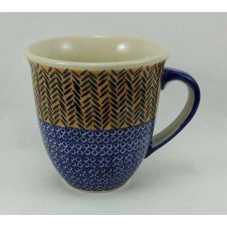 Bunzlauer Keramik Tasse MARS Maxi - 0,43 Liter, Design von D.Koziara (K106-KZ10)